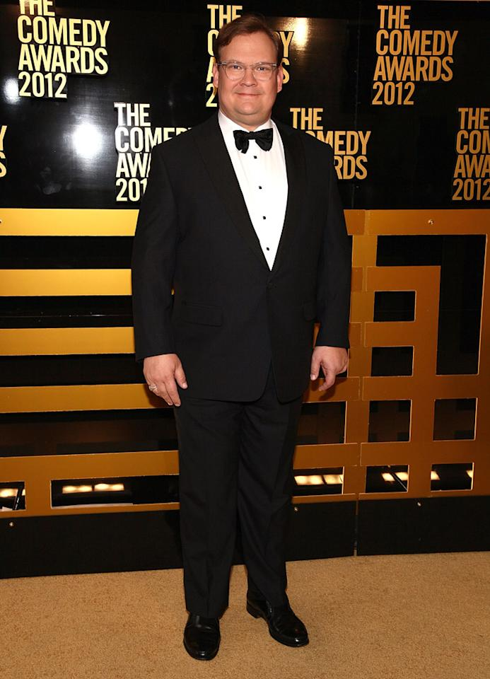 Andy Richter attends The Comedy Awards 2012 at Hammerstein Ballroom on April 28, 2012 in New York City.