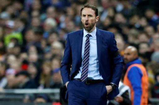 England manager Gareth Southgate believes his team are improving