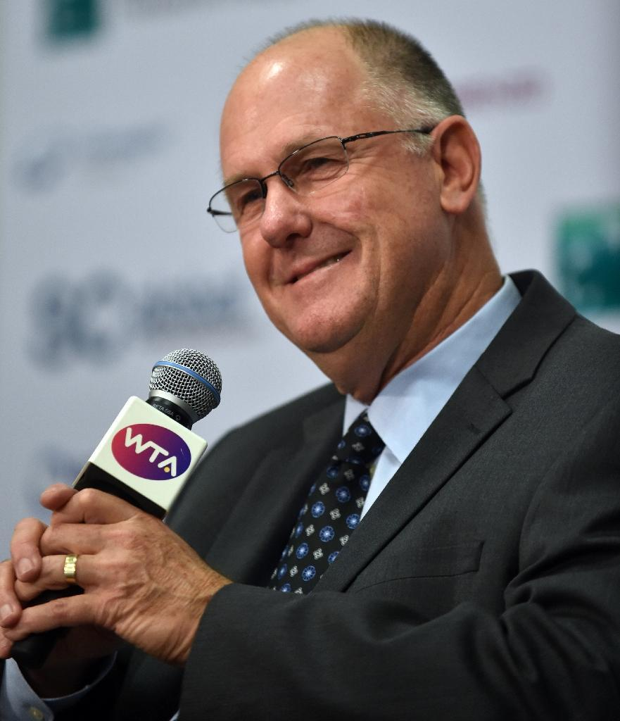 Women's Tennis Association CEO Steve Simon has promised 'fundamental changes' to the demanding calendar after a rash of injuries and withdrawals towards the end of last season (AFP Photo/Mohd Fyrol)