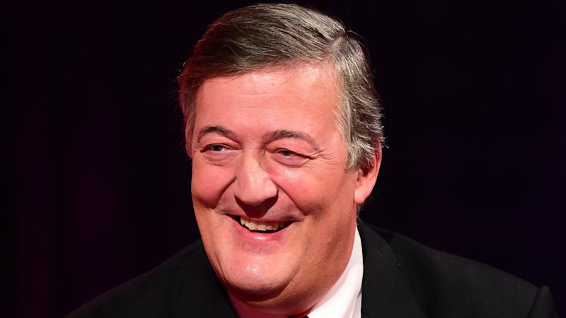 Stephen Fry praises ancient Greek myths for portrayal of LGBT love
