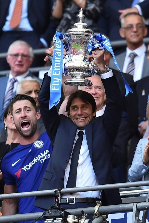 Antonio Conte's parting gift of an FA Cup could not compensate for a fifth-placed Premier League finish which meant no Champions League qualification