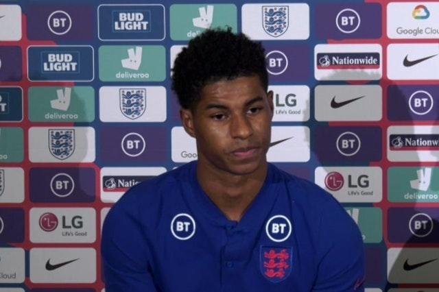 England Press Confernce – Zoom Press Conference