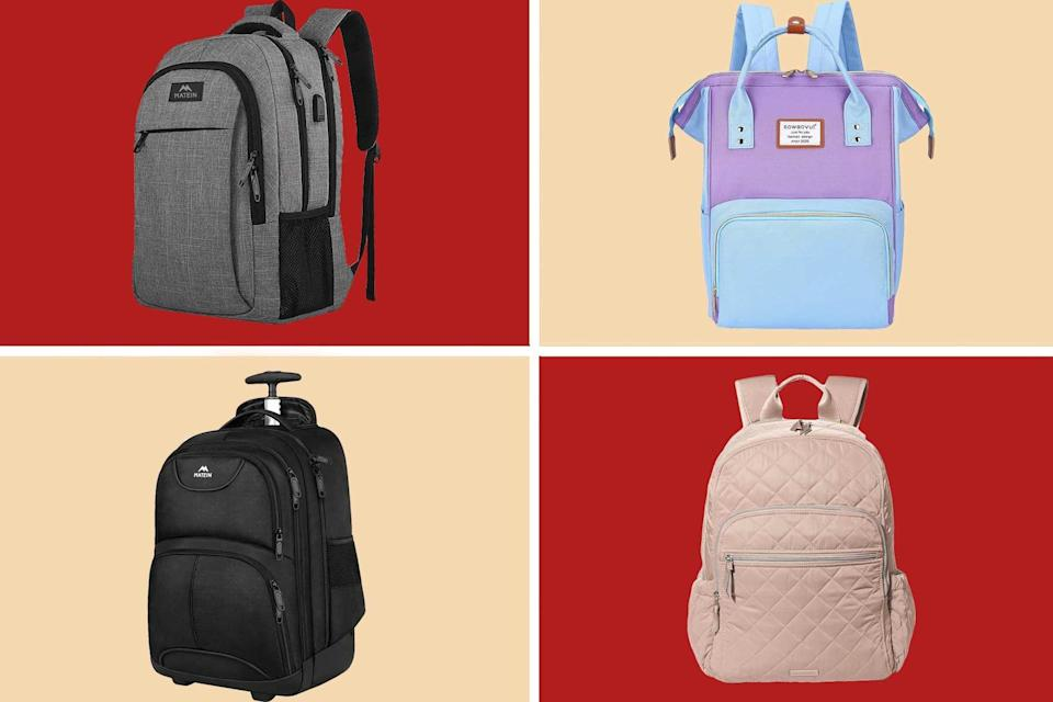 Laptop Backpacks from Amazon