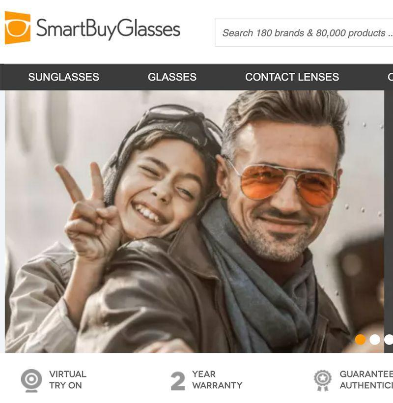 """<p><a class=""""link rapid-noclick-resp"""" href=""""https://go.redirectingat.com?id=74968X1596630&url=https%3A%2F%2Fwww.smartbuyglasses.com%2F%3Ffeed%3Dus%2Blinkshare%26siteID%3DTnL5HPStwNw-JrVK34PA_4balC3eW7jVuw&sref=https%3A%2F%2Fwww.esquire.com%2Fstyle%2Fmens-accessories%2Fg28321210%2Fbest-place-to-buy-glasses-online%2F"""" rel=""""nofollow noopener"""" target=""""_blank"""" data-ylk=""""slk:SHOP"""">SHOP</a> <em><a href=""""https://www.smartbuyglasses.com/?feed=us+linkshare&utm_source=TnL5HPStwNw&utm_medium=affiliates&utm_campaign=linkshare&siteID=TnL5HPStwNw-JrVK34PA_4balC3eW7jVuw"""" rel=""""nofollow noopener"""" target=""""_blank"""" data-ylk=""""slk:smartbuyglasses.com"""" class=""""link rapid-noclick-resp"""">smartbuyglasses.com</a></em></p><p>SmartBuyGlasses' premise is a simple one, and it's all right there in the site's name. The online operation offers a wide selection of big name brands via a fairly seamless shopping experience and a solid virtual try-on setup that ensures you won't end up with frames that don't fit your face. <br></p>"""