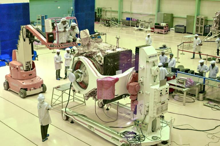 The South Asian nation is bidding to become just the fourth nation to land a spacecraft on the Moon