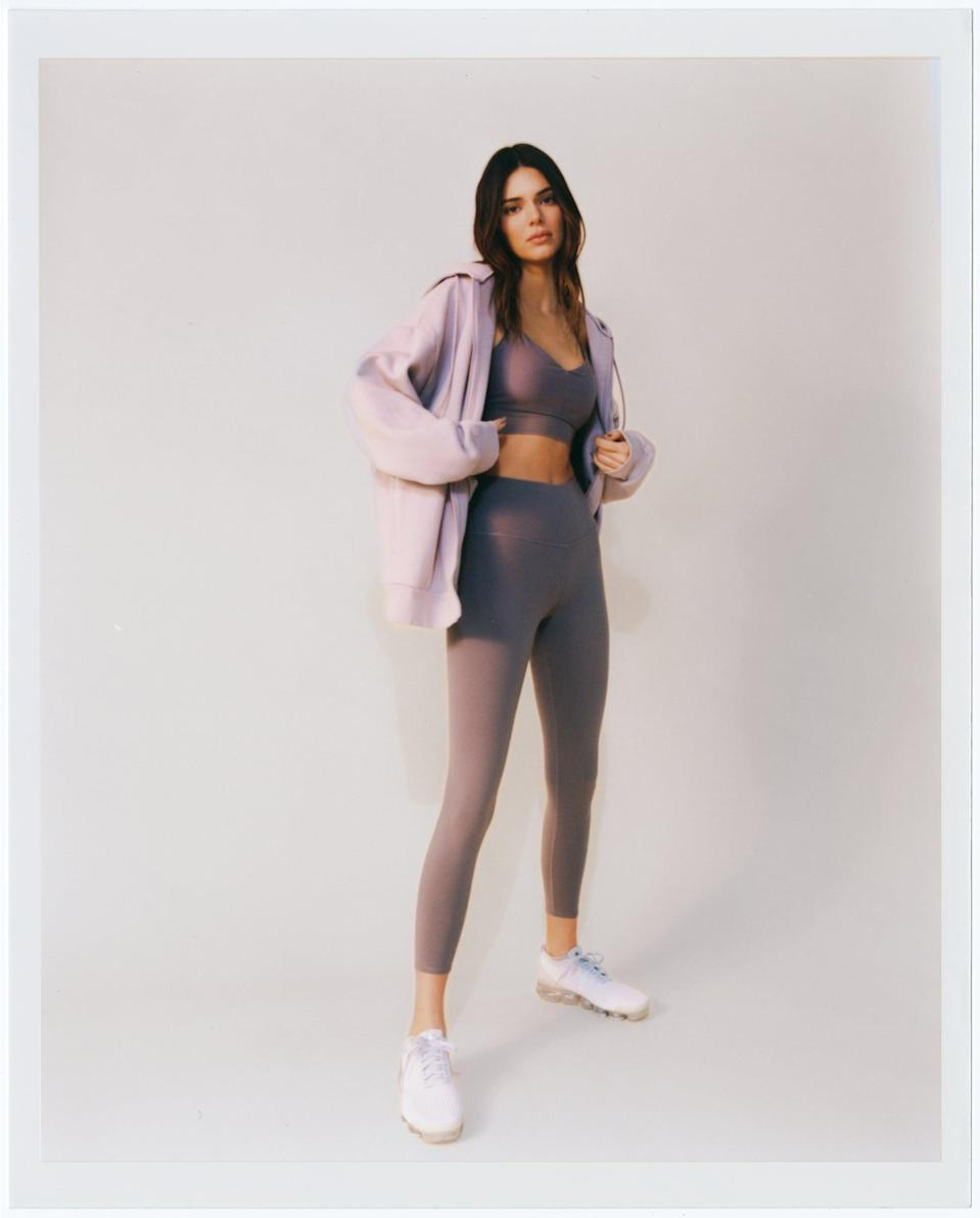 """<p>""""I am a leggings expert; between working out and working from home, they are my uniform, and I love them. Plus, I've done my research. I can tell you which leggings make your butt look good, which ones are soft and comfortable, and which ones have pockets. The <span>Alo 7/8 High-Waist Airlift Legging</span> ($114) has taken the top spot in my drawer. The Airlift fabric manages to be breathable and easy to move in, but has a slight amount of compression to keep you held in. It's also a little bit shiny, which is flattering, but not distracting. It feels silky smooth. I can grab these leggings for any kind of workout and be happy with my choice; they're sweat-wicking enough for HIIT but don't budge during pilates."""" - IY</p> <p>Read the full <a href=""""https://www.popsugar.com/fitness/alo-airlift-leggings-review-48201239"""" class=""""link rapid-noclick-resp"""" rel=""""nofollow noopener"""" target=""""_blank"""" data-ylk=""""slk:Alo 7/8 High-Waist Airlift Legging review"""">Alo 7/8 High-Waist Airlift Legging review</a>.</p>"""