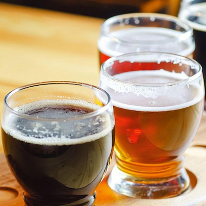 """<p><strong>Craft Beer Club</strong></p><p>craftbeerclub.com</p><p><strong>$44.75</strong></p><p><a href=""""https://go.redirectingat.com?id=74968X1596630&url=https%3A%2F%2Fcraftbeerclub.com%2Fbeer-club%2Fcraft-beer-club&sref=https%3A%2F%2Fwww.goodhousekeeping.com%2Fholidays%2Fgift-ideas%2Fg27116208%2Fbest-gifts-for-dads%2F"""" rel=""""nofollow noopener"""" target=""""_blank"""" data-ylk=""""slk:SHOP NOW"""" class=""""link rapid-noclick-resp"""">SHOP NOW</a></p><p>Thanks to you, he can have the craft brewery experience without even leaving his house. Choose a monthly, bimonthly or quarterly subscription of 12 or 24 craft beers, depending on how many people he plans to invite over for a brewski.</p>"""