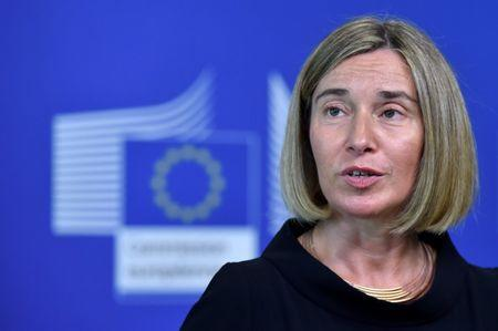 EU's Mogherini: Bloc Strong as it Turns 60