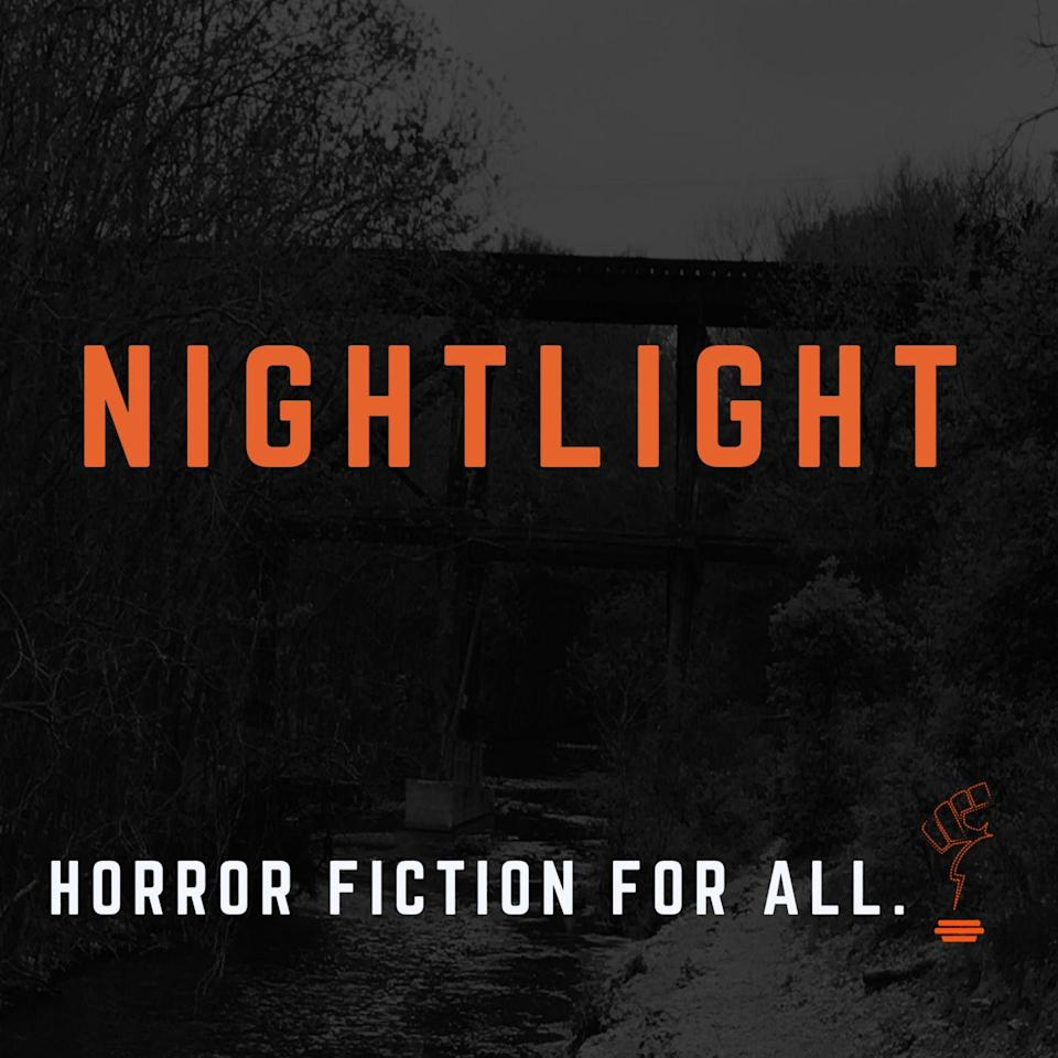 """<p>A podcast devoted to telling horror stories written by Black authors and performed by Black actors? Hell yes. Vengeful dolls, bloodthirsty vampires, and more creepiness abounds in this one. </p><p><a class=""""link rapid-noclick-resp"""" href=""""https://podcasts.apple.com/us/podcast/nightlight-a-horror-fiction-podcast/id1399377895?uo=4"""" rel=""""nofollow noopener"""" target=""""_blank"""" data-ylk=""""slk:Stream Now"""">Stream Now</a></p>"""