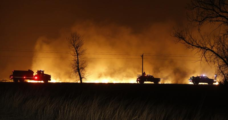Wildfires Across 4 States Leave at Least 6 Dead