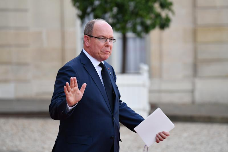 Prince Albert of Monaco is sharing an update on his coronavirus diagnosis. (Photo: Julien Mattia/Anadolu Agency via Getty Images)