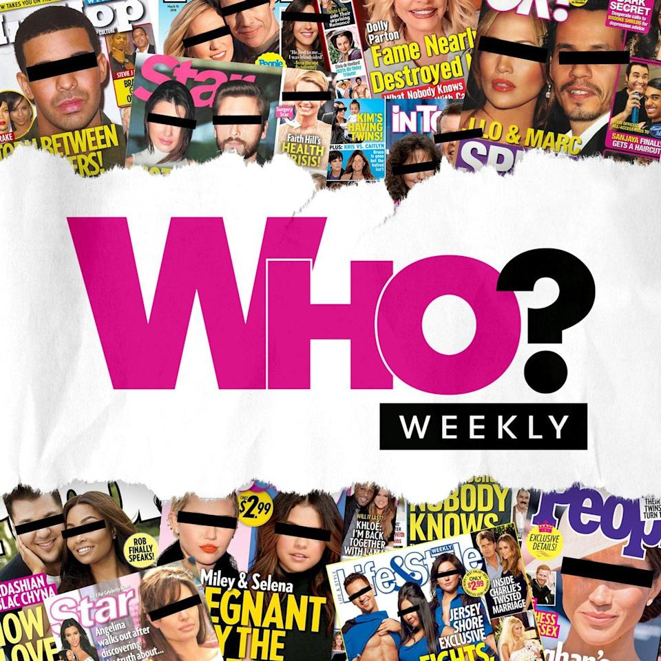 """<p>If you've ever seen a convo about a certain celebrity or situation on social media and had no clue what's going on (guilty), let hosts Lindsey Weber and Bobby Finger clue you in. They spill the tea on who's who, what they're doing, and why anyone cares. Even if you don't usually love celebrity gossip, this podcast's a whole lot of fun.</p><p><a class=""""link rapid-noclick-resp"""" href=""""https://podcasts.apple.com/us/podcast/who-weekly/id1076377547"""" rel=""""nofollow noopener"""" target=""""_blank"""" data-ylk=""""slk:LISTEN NOW"""">LISTEN NOW</a></p>"""