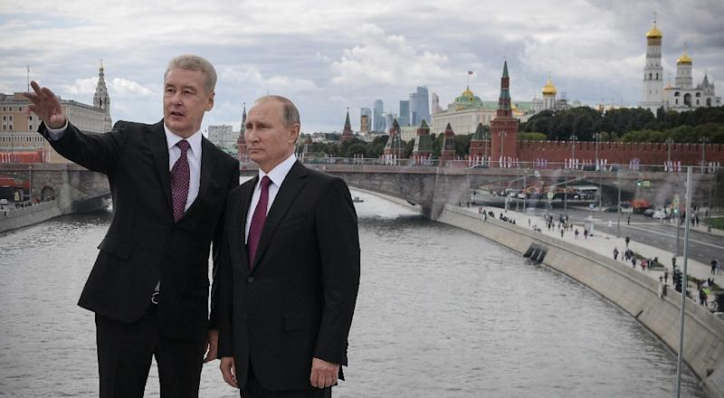 The Moscow mayoral election is the highest-profile vote but serious opposition candidates have been kept off the ballot paper in favour of incumbent Sergei Sobyanin