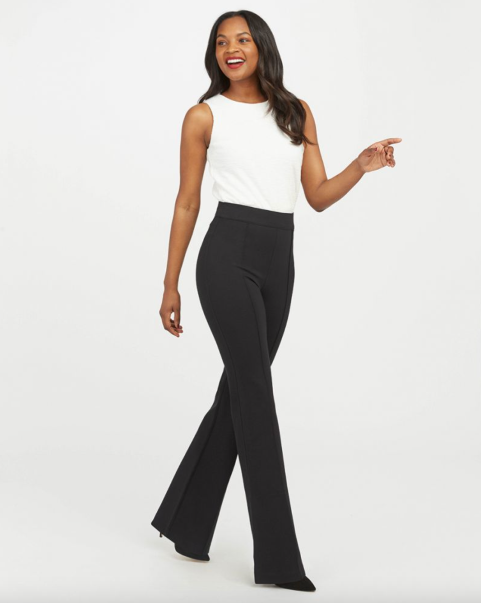 'The Perfect Pant' Hi-Rise Flare (Photo via Spanx)