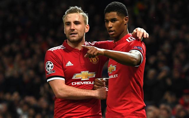 """This felt like a momentous night for Luke Shaw, in what was a 50th United appearance but his first in the Champions League since the evening which has defined his career at Old Trafford. It was that game over two years ago against PSV Eindhoven when he suffered a horrendous double leg fracture, and it seems as if he has been playing catch-up ever since. Jose Mourinho admitted before the game it was """"not now or never"""" for the 22-year-old defender, but it is surely getting to the stage where Shaw's future needs to be resolved once and for all. Shaw impressed here, almost scoring in the 20th minute with a far-post volley, and was clearly in better shape than recent months after a dedicated fitness programme. It was a timely reminder, if it were needed, why United paid nearly £30m for a player hailed as potentially the finest English left-back in the country when he moved from Southampton. Shaw looked typically dangerous going forwards Credit: getty images There were occasional defensive lapses in his positioning, perhaps down to rustiness, but from an attacking point of view Shaw was certainly a threat on the left for much of the night. Completing the entire 90 minutes will also have given him immense satisfaction, after two years in which his career has hit the pause button. Yet if we are being brutally honest, nobody expects him to be anywhere near United's squad for Sunday's crucial Manchester derby. Hopes of appearing at the World Cup with England also appear remote at this stage, after such limited opportunities. This was effectively a dead rubber against CSKA Moscow and Shaw's first start since the Premier League game against Swansea in April – an absence of 219 days. Before this, he had managed just 48 minutes this season as a substitute. His future remains unclear, despite anticipated interest from Premier League clubs in the January transfer window, and predicting Mourinho's next move is usually futile. Will Mourinho allow Shaw back in? Credit: reuters """"It is """