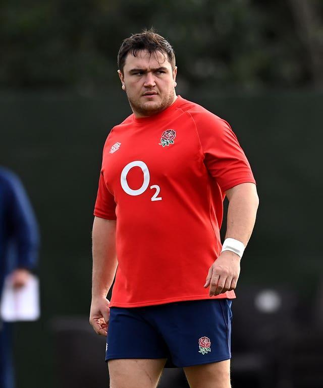 Jamie George wants England to finish the Six Nations strongly