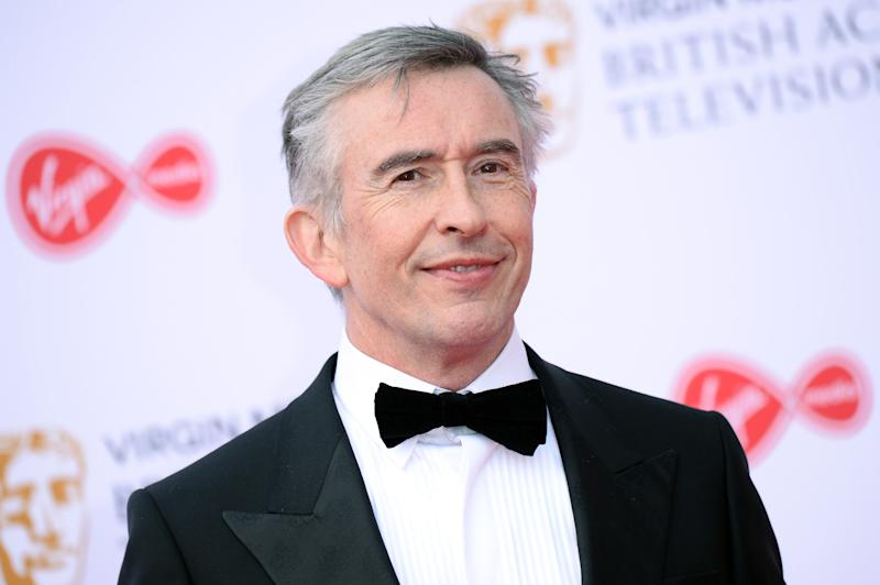LONDON, ENGLAND - MAY 12: Steve Coogan attends the Virgin Media British Academy Television Awards 2019 at The Royal Festival Hall on May 12, 2019 in London, England. (Photo by Jeff Spicer/Getty Images)