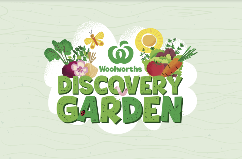 Discovery Garden will arrive in September. Source: Supplied/ Woolworths
