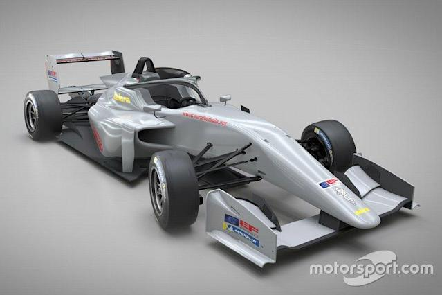 "Euroformula Open car <span class=""copyright"">Dallara </span>"