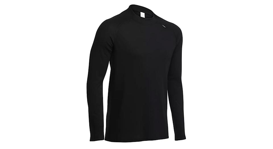 Men's Ski Base Layer Top