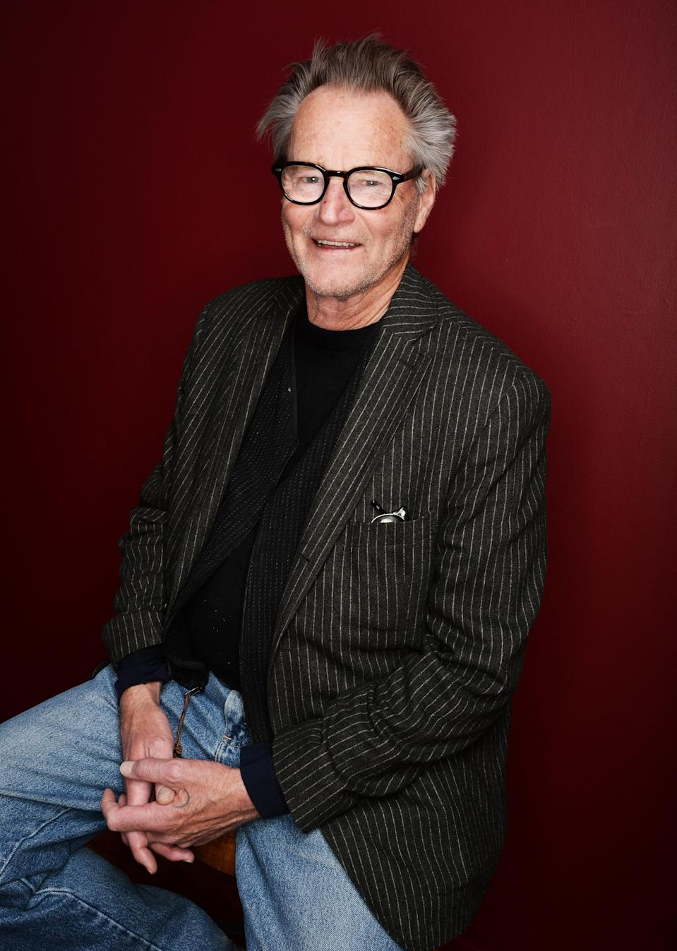 """<p>Shepard was <a rel=""""nofollow"""" href=""""https://www.yahoo.com/entertainment/sam-shepard-pulitzer-winning-playwright-celebrated-actor-dies-153151439.html"""" data-ylk=""""slk:known to audiences;outcm:mb_qualified_link;_E:mb_qualified_link;ct:story;"""" class=""""link rapid-noclick-resp yahoo-link"""">known to audiences</a> for his work in movies, such as <i>The Notebook</i>, <em>The Right Stuff</em>, and <i>Steel Magnolias</i>, and for his longtime relationship with Jessica Lange, which ended in 2009. But he was also an acclaimed playwright who, in 1979, won the Pulitzer Prize for drama. He died July 27 following complications from amyotrophic lateral sclerosis, better known as Lou Gehrig's disease. (Photo: Getty Images) </p>"""