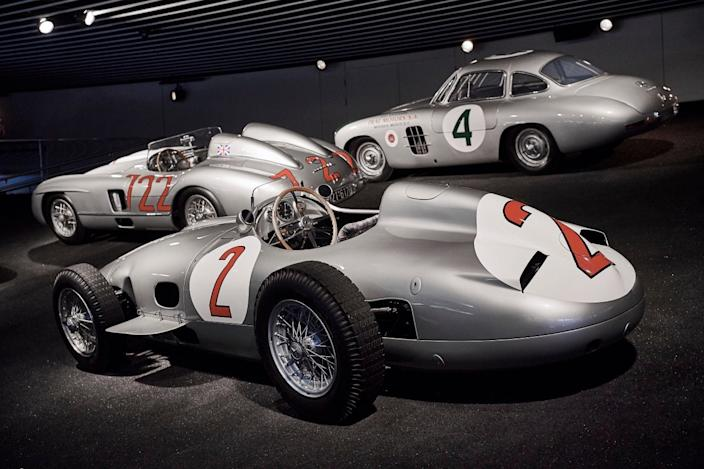 "<cite class=""credit"">Image courtesy the Mercedes Benz Museum.</cite>"