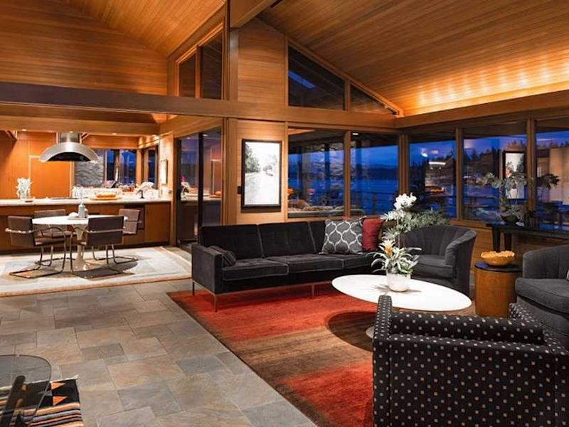 A Northwest Retreat Built By Bill Gates And Paul Allen S