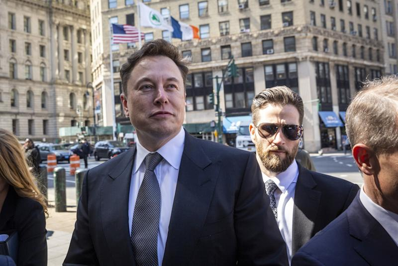 Musk Tweets Out Another Tesla Forecast in Midst of SEC Talks