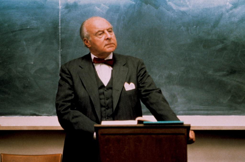 "Best Supporting Actor Nominee - John Houseman, 71, ""The Paper Chase"""