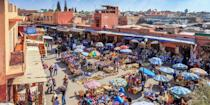 """<p>There's plenty to see in <a href=""""https://www.bestproducts.com/fun-things-to-do/g20683772/riads-in-marrakech/"""" rel=""""nofollow noopener"""" target=""""_blank"""" data-ylk=""""slk:Marrakech"""" class=""""link rapid-noclick-resp"""">Marrakech</a>, including the the medina, the famous <a href=""""https://go.redirectingat.com?id=74968X1596630&url=https%3A%2F%2Fwww.tripadvisor.com%2FAttraction_Review-g293734-d318047-Reviews-Jemaa_el_Fnaa-Marrakech_Marrakech_Tensift_El_Haouz_Region.html&sref=https%3A%2F%2Fwww.redbookmag.com%2Flife%2Fg37132507%2Fup-and-coming-travel-destinations%2F"""" rel=""""nofollow noopener"""" target=""""_blank"""" data-ylk=""""slk:Jemaa el-Fnaa"""" class=""""link rapid-noclick-resp"""">Jemaa el-Fnaa</a> square, and the recently opened <a href=""""https://go.redirectingat.com?id=74968X1596630&url=https%3A%2F%2Fwww.tripadvisor.com%2FAttraction_Review-g293734-d12994921-Reviews-Musee_Yves_Saint_Laurent_Marrakech-Marrakech_Marrakech_Tensift_El_Haouz_Region.html&sref=https%3A%2F%2Fwww.redbookmag.com%2Flife%2Fg37132507%2Fup-and-coming-travel-destinations%2F"""" rel=""""nofollow noopener"""" target=""""_blank"""" data-ylk=""""slk:Musée Yves Saint Laurent"""" class=""""link rapid-noclick-resp"""">Musée Yves Saint Laurent</a>. Housed in a desert-hued contemporary building, the museum is dedicated to the history of the iconic fashion brand, and it honors founders Yves Saint Laurent and Pierre Bergé. Visitors can expect plenty of couture garments and accessories on display. <br></p>"""