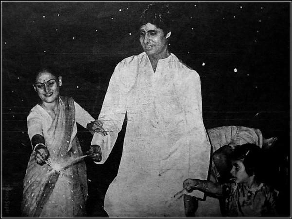 Picture shared by Amitabh Bachchan (Image courtesy: Twitter)