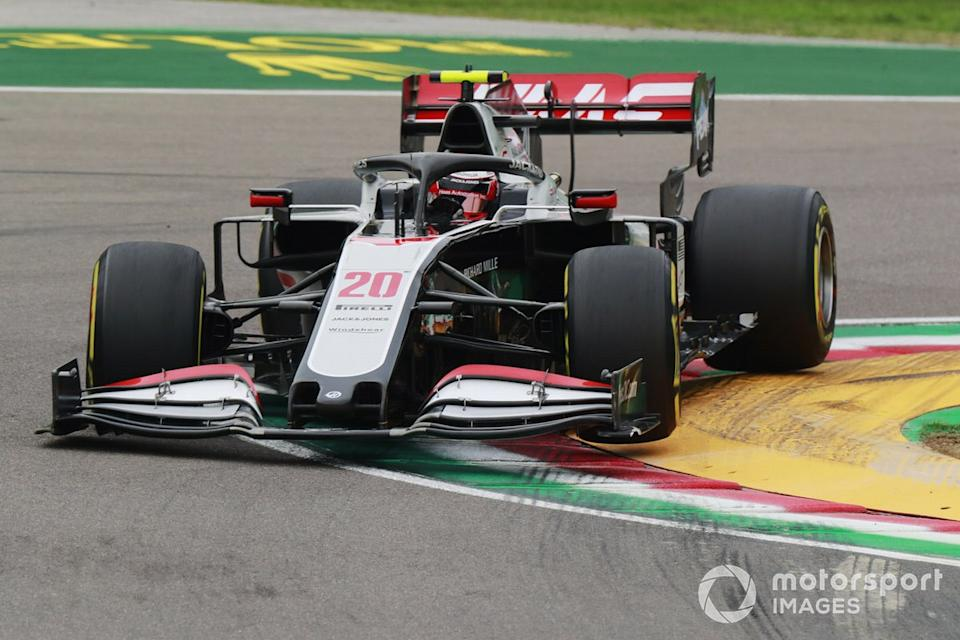 "Kevin Magnussen, Haas VF-20<span class=""copyright"">Steven Tee / Motorsport Images</span>"
