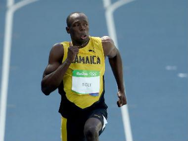 File image of Usain Bolt. Getty