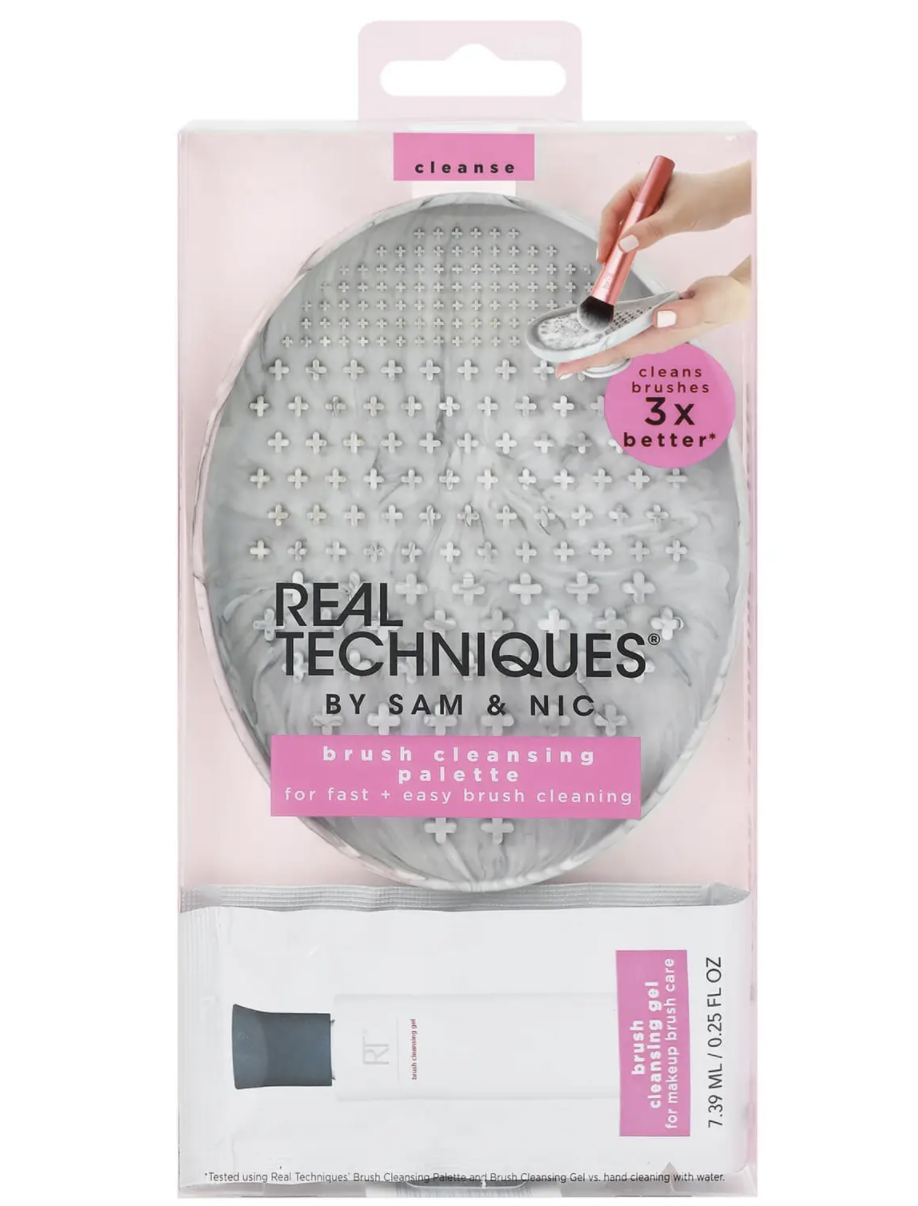 Real Techniques Brush Cleansing Palette, $23.79