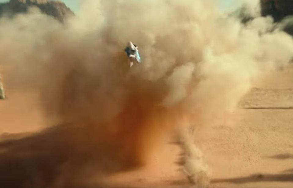 A jet-packed stormtrooper (Disney/Lucasfilm)