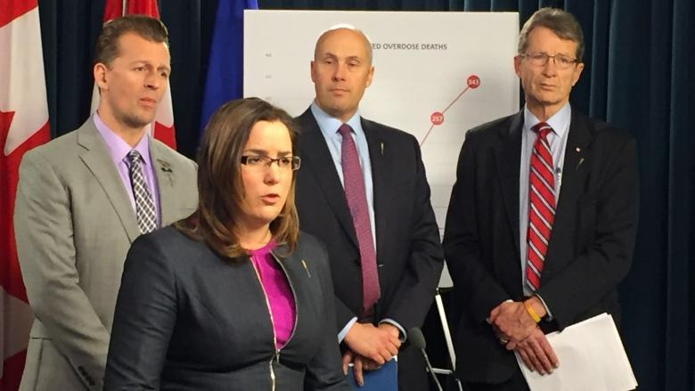 Opposition parties unite to call for fentanyl public health emergency