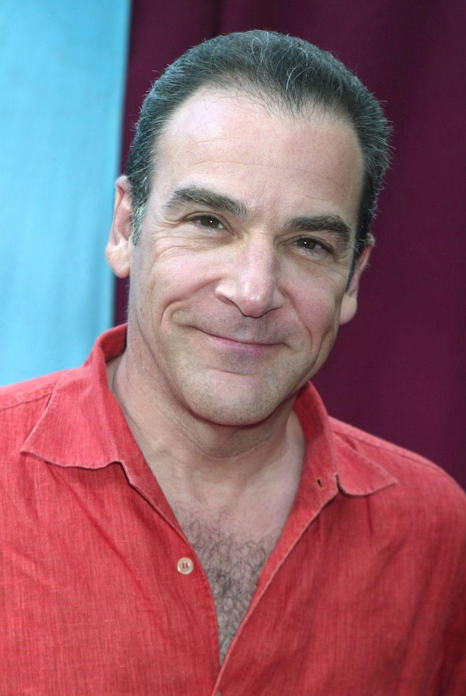 "<p>When Mandy Patinkin became unhappy with his character, Jason Gideon, he <a href=""https://ew.com/article/2007/07/20/mandy-patinkin-leaves-criminal-minds/"" rel=""nofollow noopener"" target=""_blank"" data-ylk=""slk:reportedly stopped showing up"" class=""link rapid-noclick-resp"">reportedly stopped showing up</a>. The writers decided to kill off his character with him getting shot off-camera. That's one way to get written off of a show.</p>"