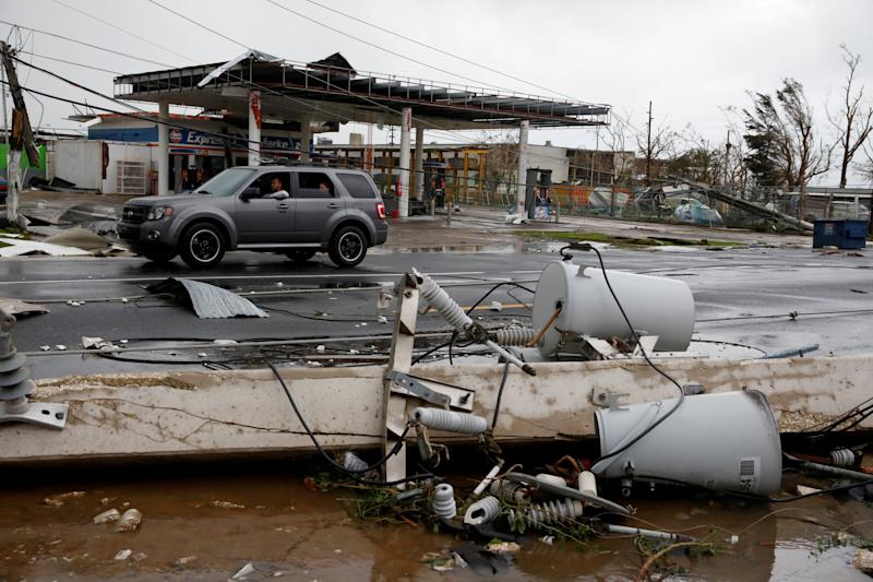 Hurricane Maria killed 4600 in Puerto Rico, 70 times official toll