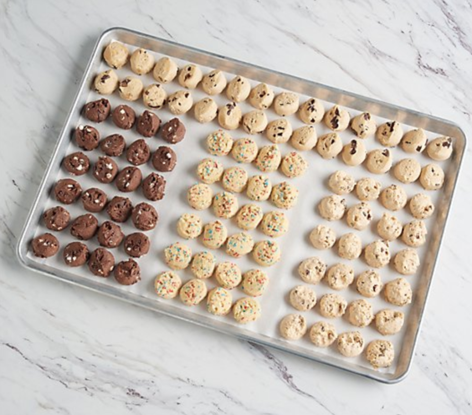 Pop these guys in the oven and make the whole house smell amazing. (Photo: QVC)
