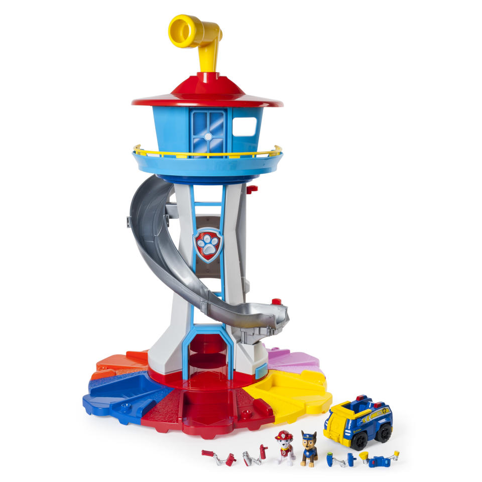 Paw Patrol My Size Lookout Tower (Photo: Walmart)