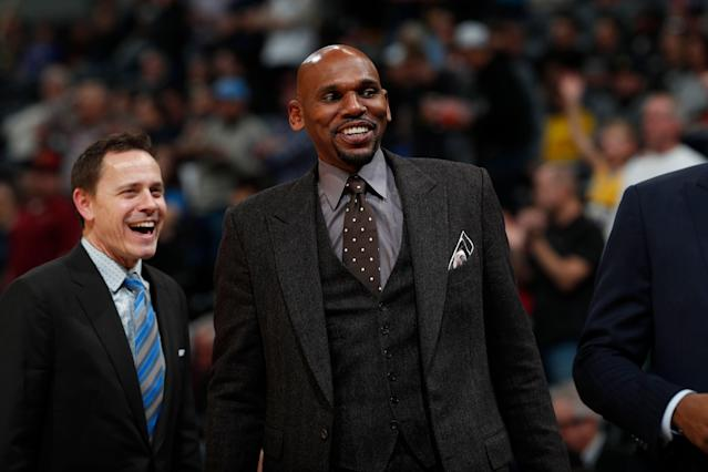 Jerry Stackhouse faces a tough task at Vanderbilt. (AP)