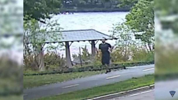PHOTO: Police are looking for a man who allegedly flashed a female jogger in Cambridge, Mass., on Thursday, July 18, 2019. (Massachusetts State Police)