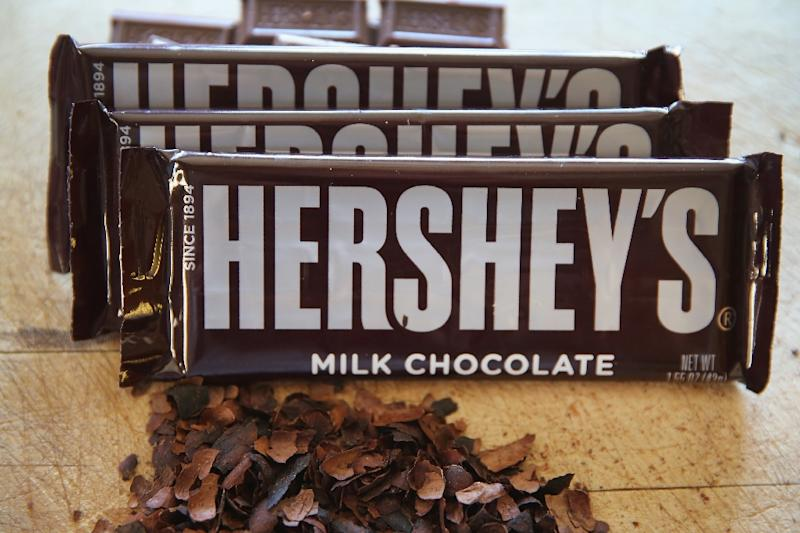 Snack-maker Mondelez drops bid to merge with Hershey's