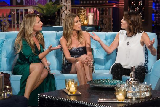 The Real Housewives of New York City - Reunion Part 3