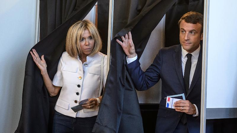 French President Emmanuel Macron, in power for just one month, is seeking to shake up France's traditional left-right politics