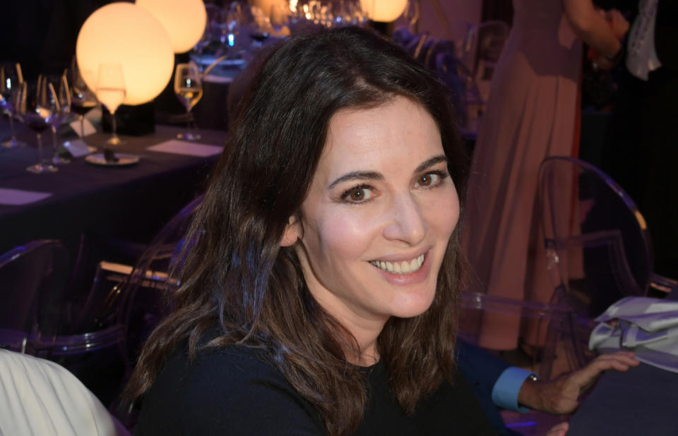 TV cook Nigella Lawson said no to an OBE in 2001. (David M. Benett/Getty Images)
