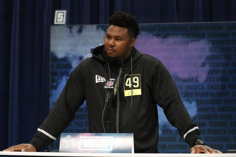 2020 NFL Draft: Best available entering Day 3