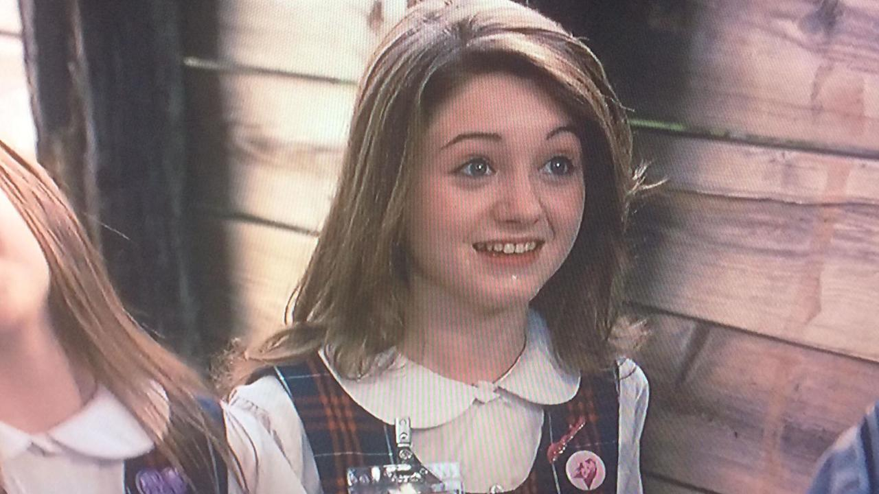 <p>Dyer made her acting debut in <em>Hannah Montana: The Movie</em> (2009) where she played Clarissa Granger (pictured). She went on to appear in four short films and five features, before finally landing the role of a lifetime (so far…) in Nancy<em>.</em></p>