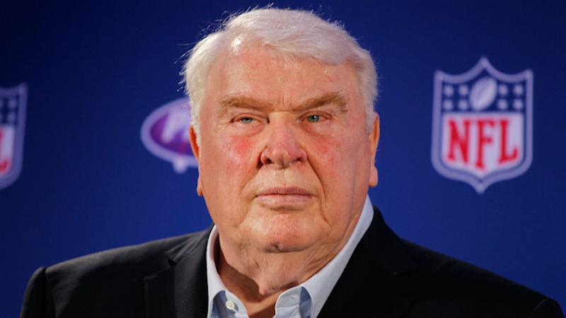 John Madden says it's tough to see Raiders leave