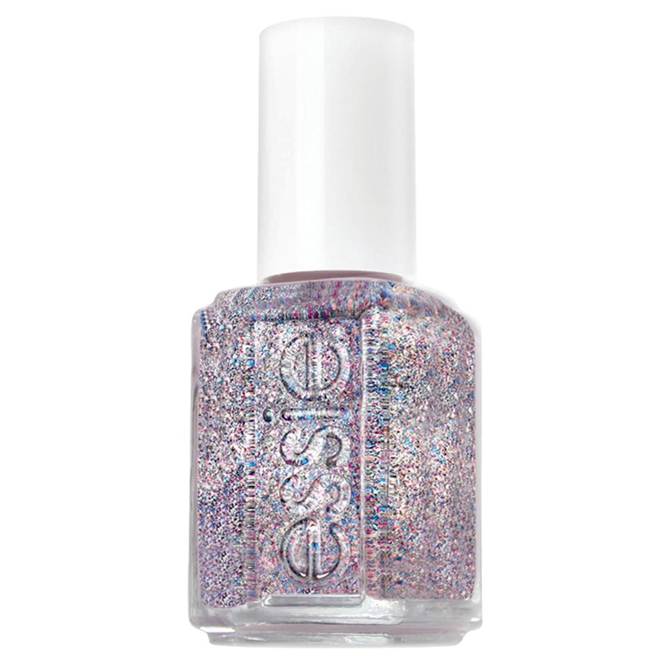 "<h3><strong>Confetti Glitter</strong></h3> <br>While we're celebrating birthdays and graduations via Zoom, we're loving Essie's silver confetti polish in Congrats. Hadley tells us that this shade in particular is kind of like the good vibes bottled up. ""The multi-colored confetti makes your nails look so happy,"" she says.<br><br><strong>Essie</strong> Essie Celebration Moments Nail Polish Collection, $, available at <a href=""https://go.skimresources.com/?id=30283X879131&url=https%3A%2F%2Fwww.ulta.com%2Fcelebration-moments-nail-polish-collection%3FproductId%3Dpimprod2005779%26sku%3D2545323%26cmpid%3DPS_Non%21google%21Product_Listing_Ads%26cagpspn%3Dpla%26CATCI%3Dpla-294680686006%26CAAGID%3D18002902230%26CAWELAID%3D330000200001773184%26CATARGETID%3D330000200001332369%26cadevice%3Dc%26gclid%3DEAIaIQobChMIi-OwyfOz6QIVxcDACh24NQIeEAQYAiABEgL7TfD_BwE"" rel=""nofollow noopener"" target=""_blank"" data-ylk=""slk:Ulta Beauty"" class=""link rapid-noclick-resp"">Ulta Beauty</a><br>"